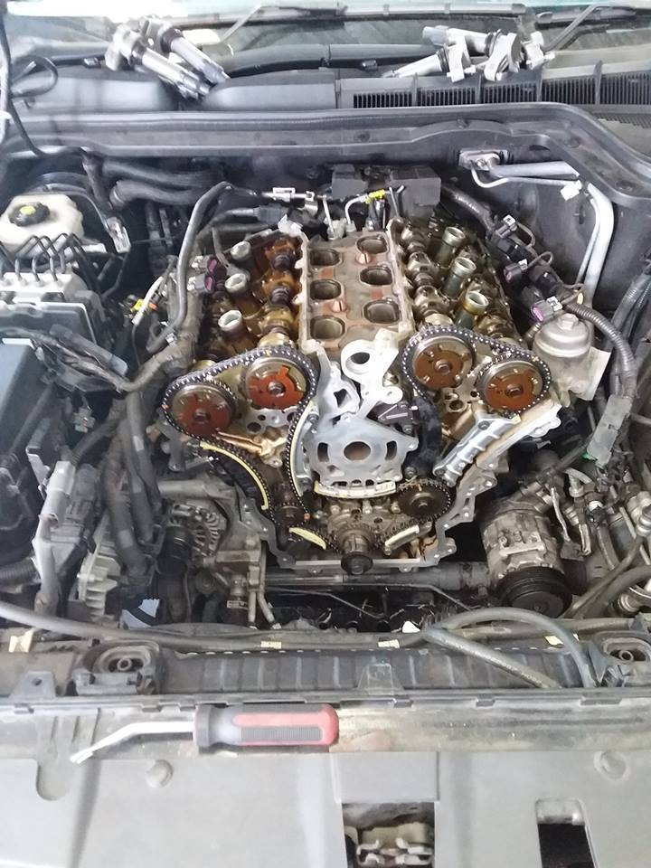 Alloytec timing chain