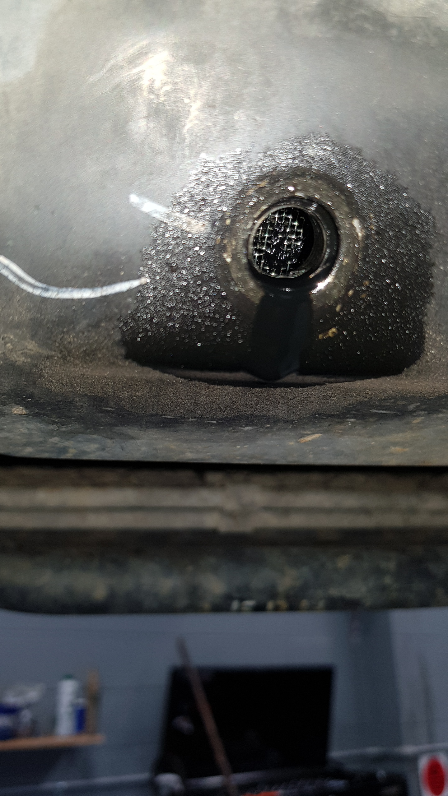 injector washer problems